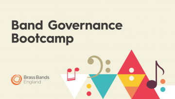 Band Governance Bootcamp