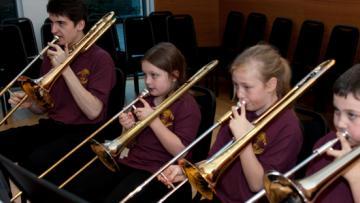 Brass Bands England |