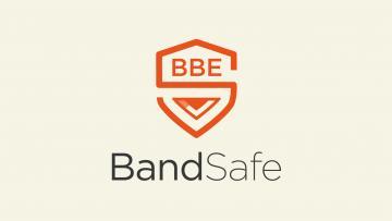 BandSafe logo