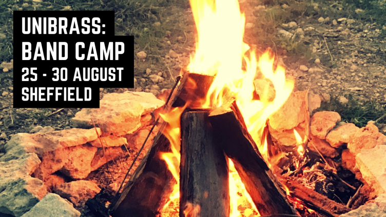 Unibrass Band Camp 25-30 August